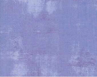 BTHY Moda Grunge BasicGrey Sweet Lavender Light Lilac Purple Mottled Modern Background Quilting Fabric Half Yard 30150-383