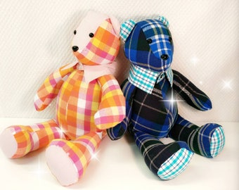 photograph relating to Free Printable Build a Bear Clothes Patterns named Memory undertake Etsy