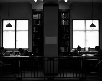 Library Art, University, Studying, Library Studies, Apartment Art, London Photography, School, University