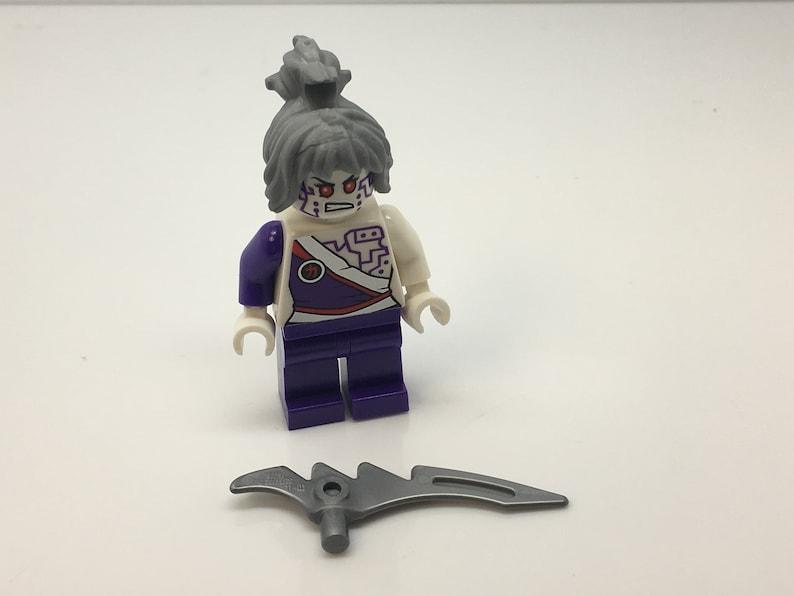 Lego Ninjago Pixal Pixal Rebooted Minifigure Free Us Etsy