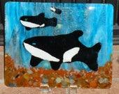 Orca Art Fused Glass