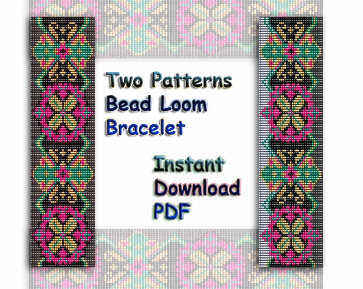 Seed Bead Loom Patterns Awesome Design Inspiration