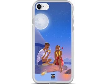 716aae1a80 K afful iPhone Case by El Carna