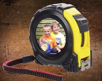 Custom Personalized Tape Measure/ Great Gift/ Father's Day/Any Days/Add Your Logo/ Favorite Photo