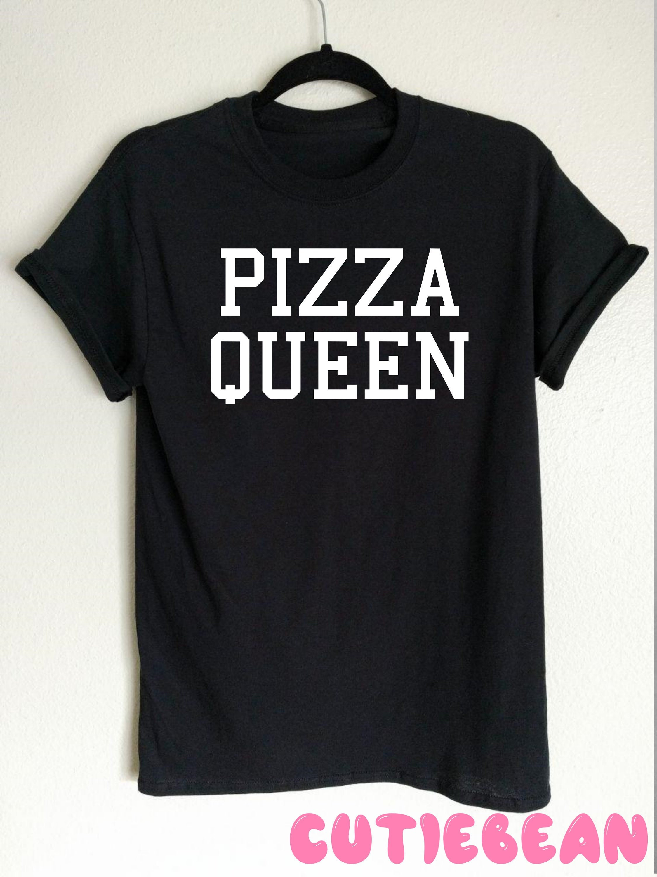 7c26f147 Pizza Queen T-shirt pizza shirt funny shirt pizza slayer | Etsy