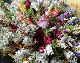 Floral Smudging Wands  302efc66b9