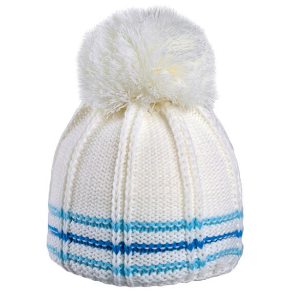b821a02de Winter Unisex Wool Knitted Ski Beanie Hat With Fleece Lining Band