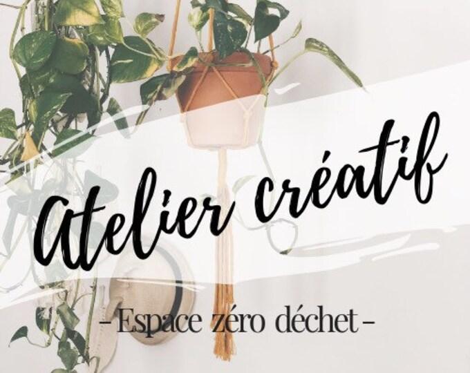 Atelier créatif - Jardinière - Blainville