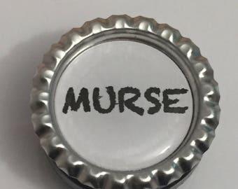 Murse Badge Reel/ Male Nurse Badge Reel