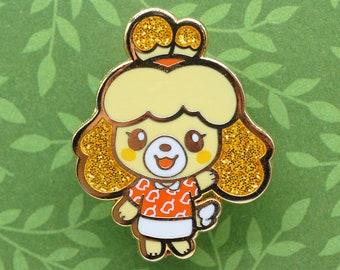 Isabelle Enamel Pin - Animal Crossing