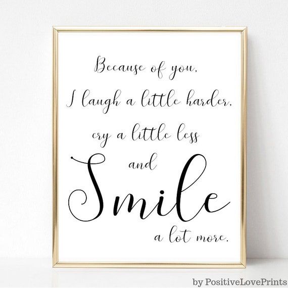 best friend printable wall art friendship quote poster