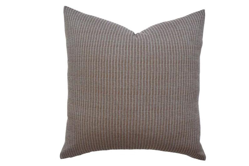Handwoven Thai Cotton Pillow Cover image 0