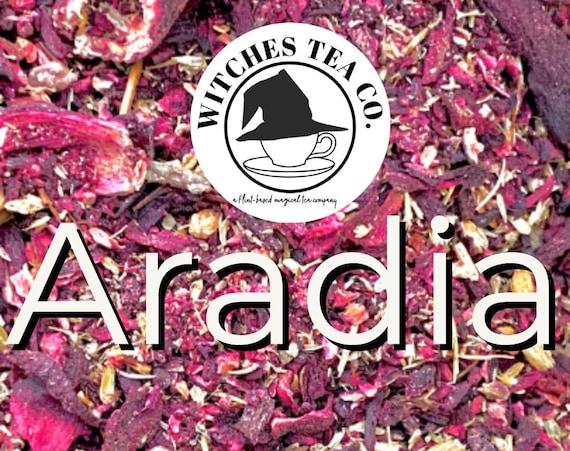 Aradia Loose Leaf Herbal Tea - Decaffeinated - Organic & Fair Trade