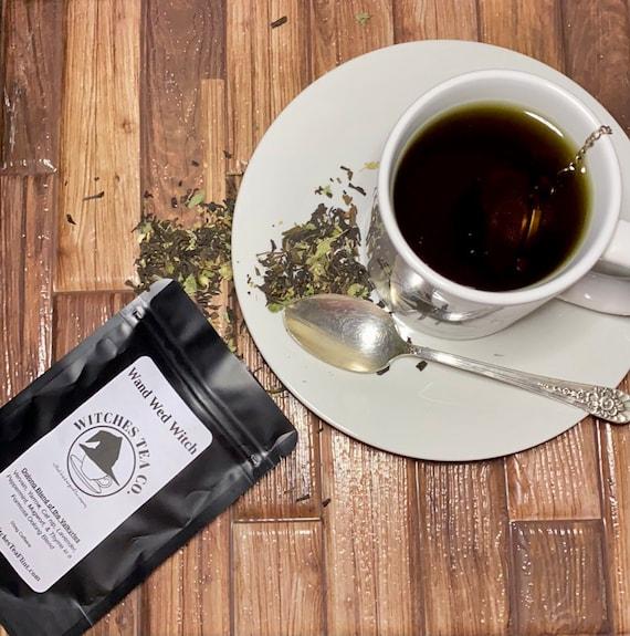 Wand Wed Witch ~ Viking Oolong Tea - Freya Loose Leaf Tea ~ Organic Fair Trade - Witches Tea
