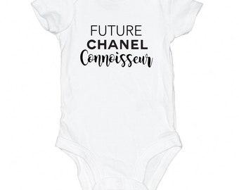 Future Chanel Connoisseur Onesie