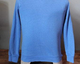 Vintage 80's Soft & Thin Crew neck Sweatshirt | Size Small