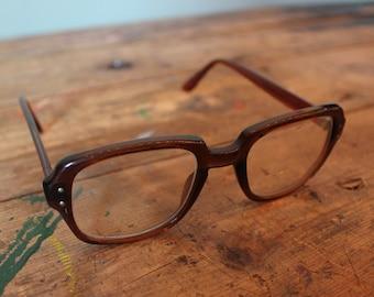e99ba48f0c0 RARE Vintage 60 s Stylish ROMCO Eye Glasses Frames