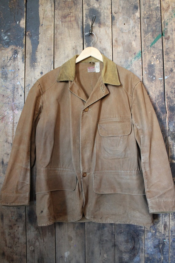 RARE Early 1920s Vintage Utica DuxBak Jacket | But