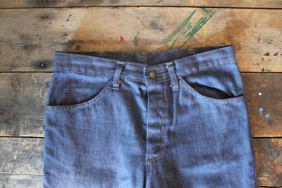 Vintage 60's Jeans | Farm House | Repaired | Distr