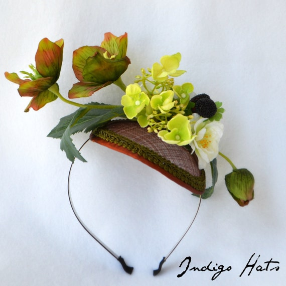 COUNTRY FASCINATOR