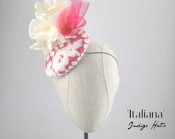 ITALIANA - Pink and Cream