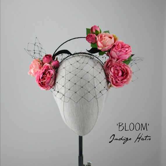 BLOOM - Modern Flower Crown