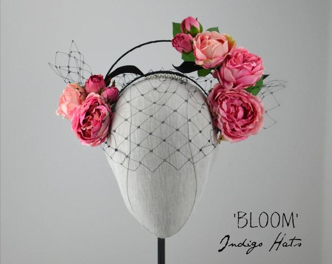 BLOOM - Modern Flower Crown
