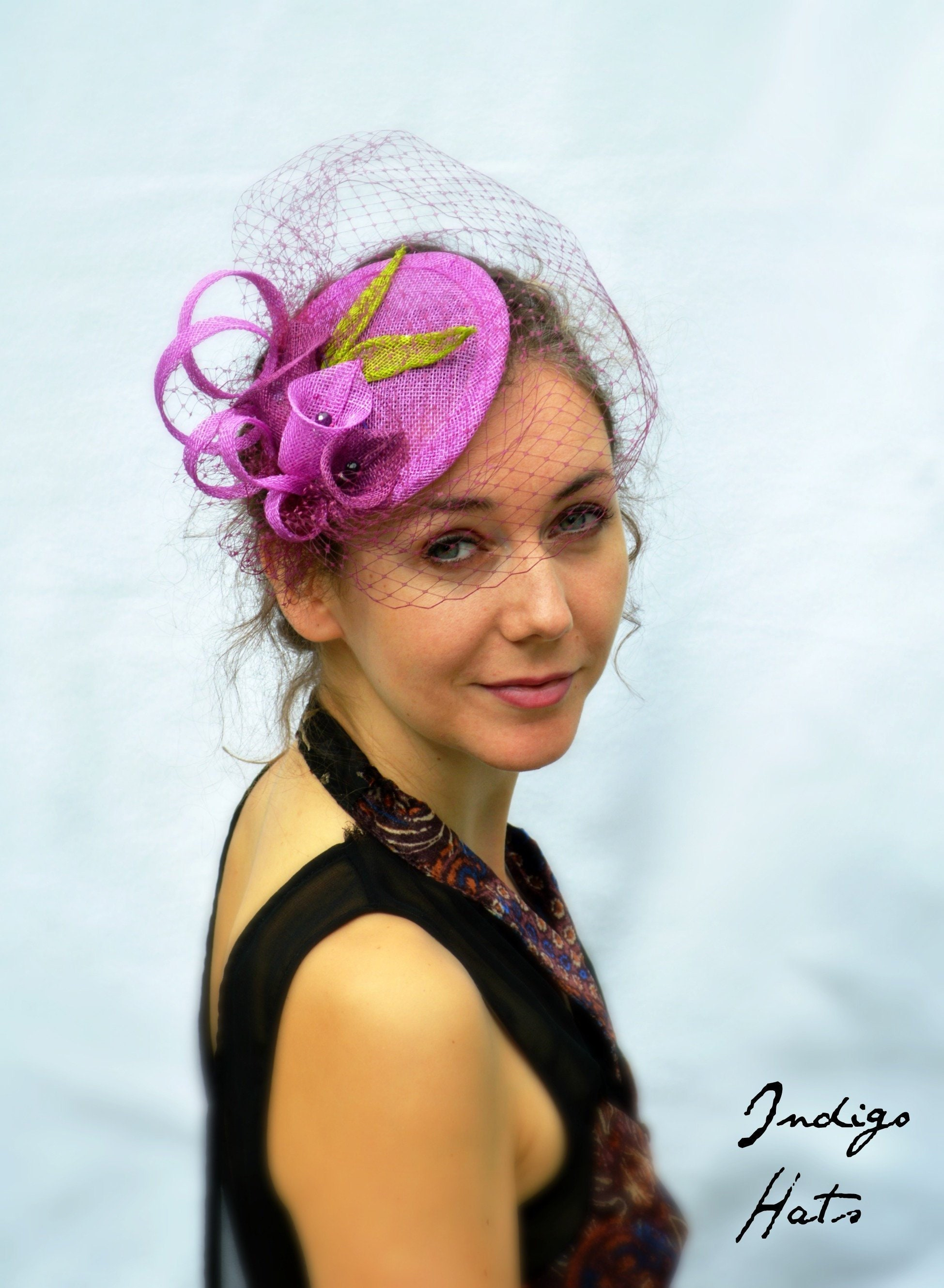 a101e3448f011 Innovative Hairstyles For Wedding Guest With Fascinator 9 Concerning ...