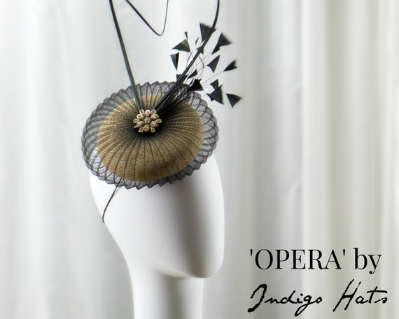 OPERA - Black and Gold