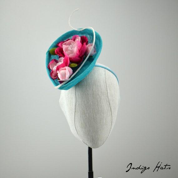 PORTOFINO - Turquoise and Pink