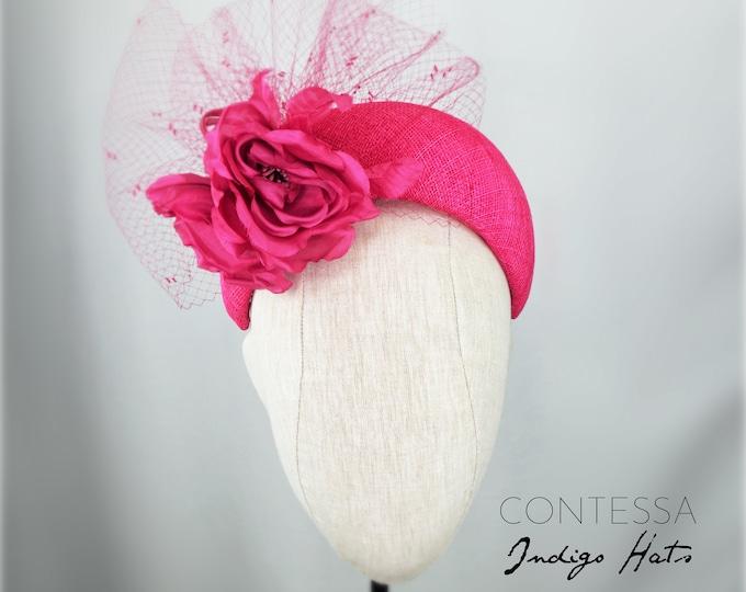 Contessa - Pink Crescent