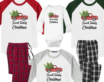 Family Coordinating Christmas Shirts 316f6d9fc