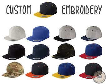 19afb5221e0 Custom Snapback Hat