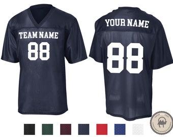 de78c0f827b Customized Team Jerseys - Make Your Own Jersey - Personalized Team Uniforms  for USA Soccer Baseball Basketball Football Softball & Hockey