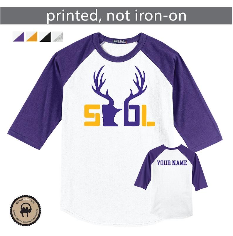 save off 7cdc3 78826 Personalized Minnesota Vikings Shirt Minnesota Vikings SKOL Shirt Minnesota  Vikings Fan Shirt Personalized Minnesota Vikings Gift