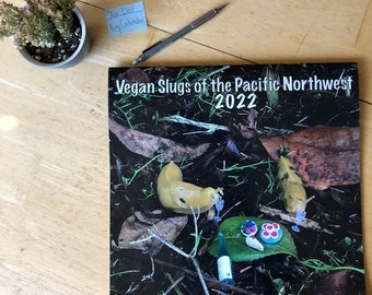 2022 Slug Calendar