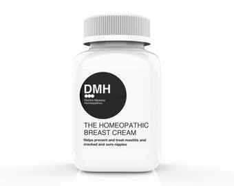 The Homeopathic Breast Cream