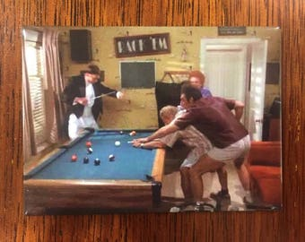 Seinfeld, Kramer, Refrigerator Magnet, Fridge Magnet, Office Magnet