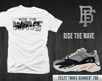 on sale 0b07d 313e5 Yeezy wave runner | Etsy