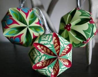 wholesale dealer be364 999f4 Paper ornaments | Etsy