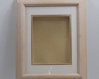 Matted Shadow Box Etsy