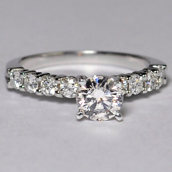 Promise Ring Women Hand Jewelry Exquisite Cut Diamond Engagement Anniversary Ring Anniversary Jewelry