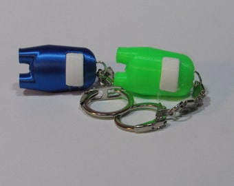 Among us key chain or  earrings  From dollar 10 in-store purchases you get this product for free