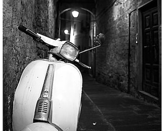Vespa art prints Wall art prints Photography prints Vespa print wall art Travel photography Photo print paper