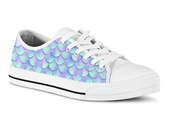 huge selection of 1e848 26cee Mermaid scales sneakers
