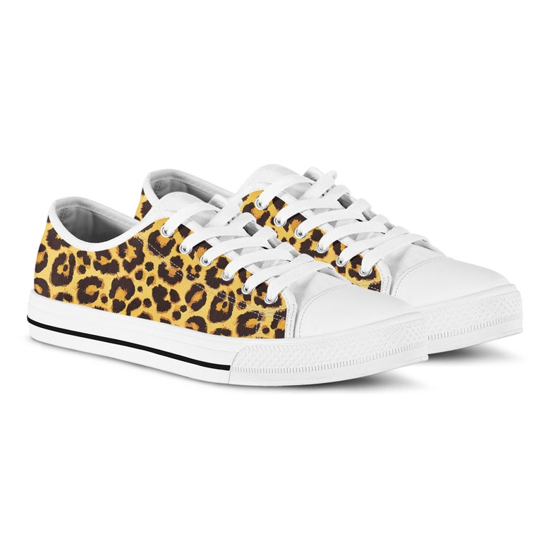 5ad1237b8055 Leopard print sneakers animal print shoes