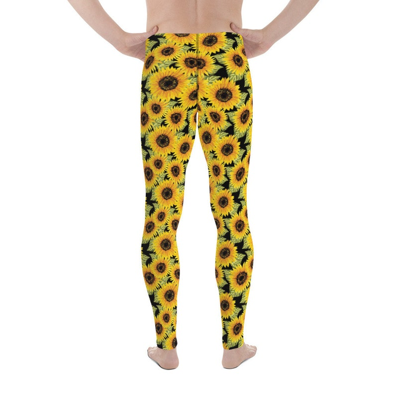 Sunflower mens leggings