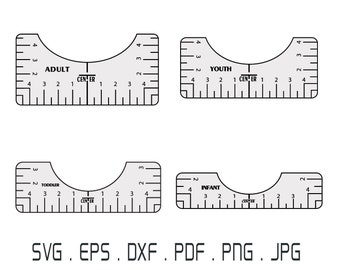 Ruler Svg Etsy