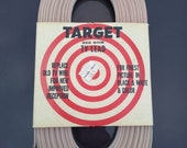 Super Vintage 1960 39 s 1970 39 s Era Target TV Lead 300 Ohm