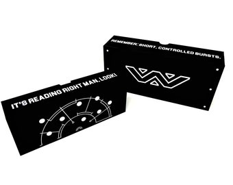 Endurance And Motion Tracker Deck Boxes for Aliens: Another Glorious Day In The Corps